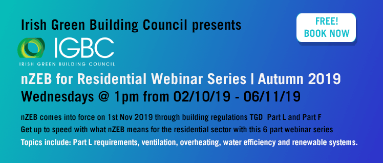 nZEB for Residential Webinar Series