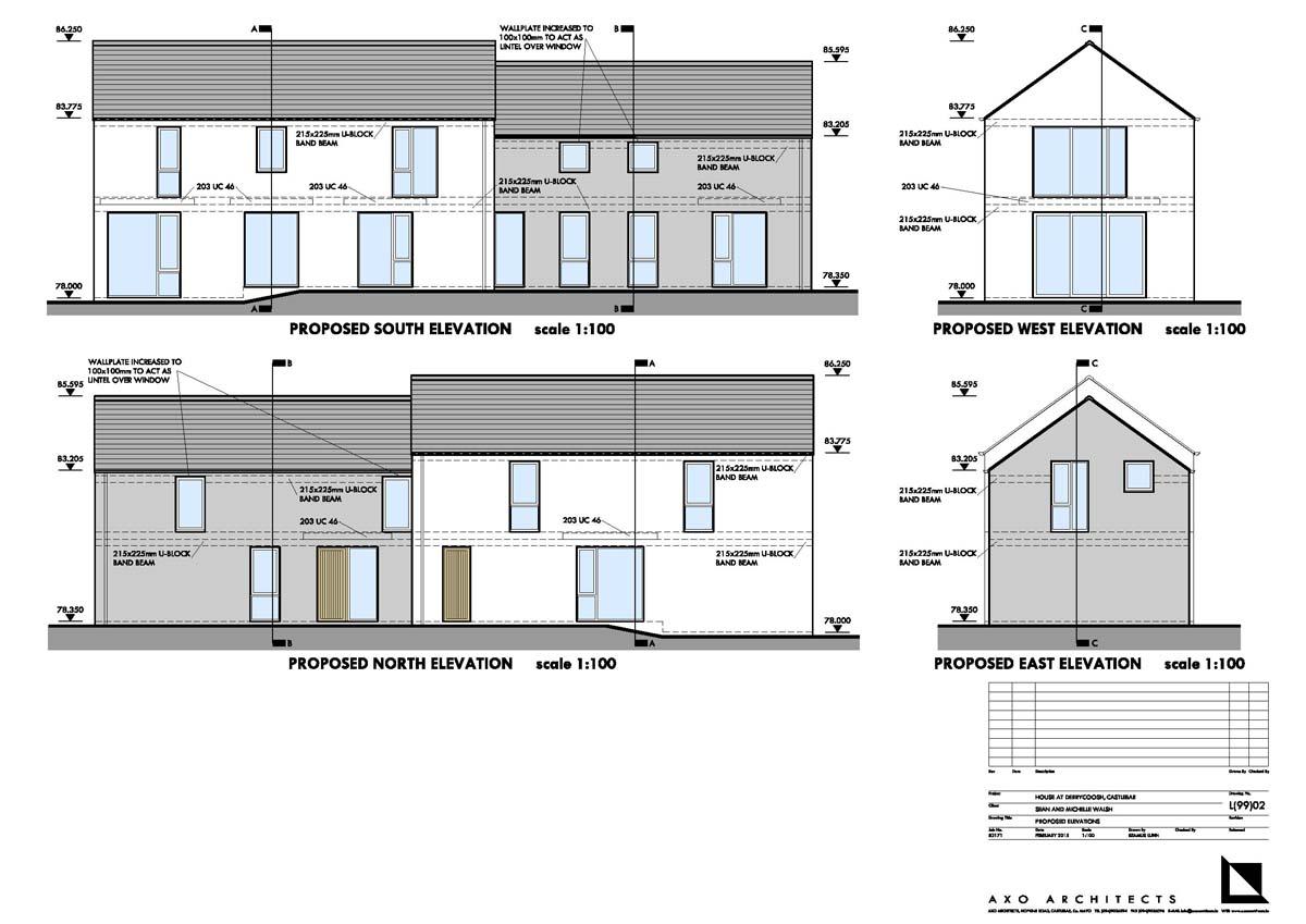 Elegant Mayo 'longhouse' gets A1 rating - passivehouseplus ie