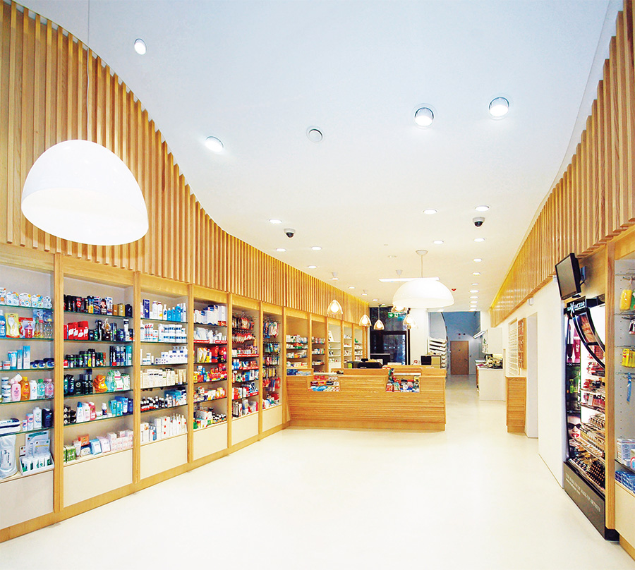 Irelands first passive house pharmacy 01