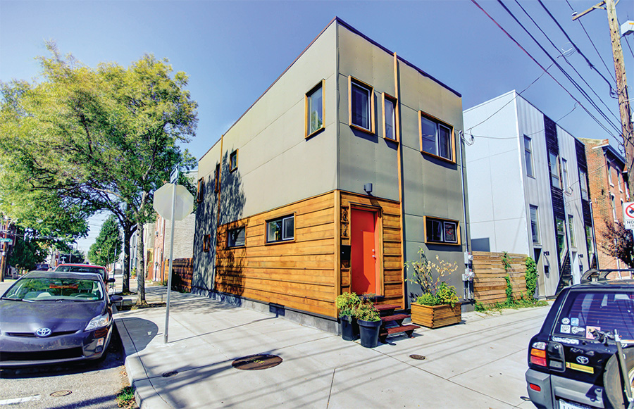 Fishtown passive house 01