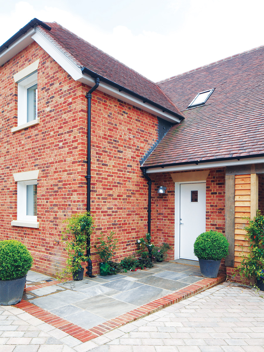 Red brick Surrey home 07
