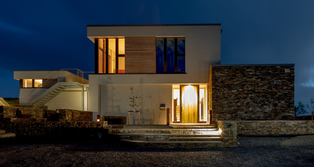 West cork passive house raises design bar passivehouseplus west cork 01 malvernweather Images
