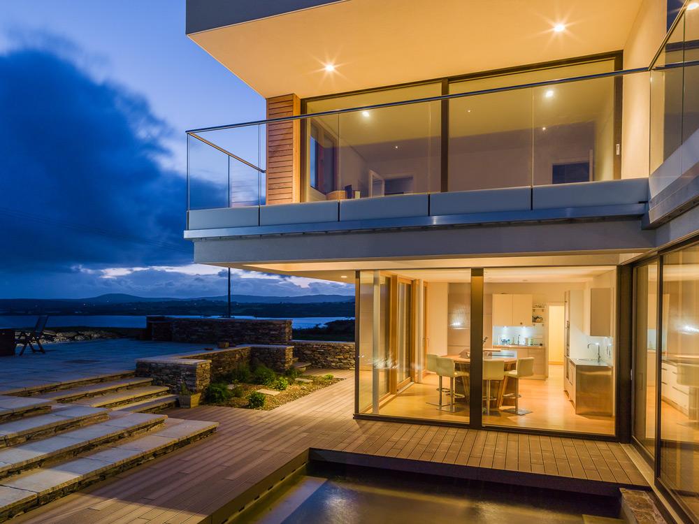 West cork passive house raises design bar passivehouseplus west cork 04 malvernweather Images