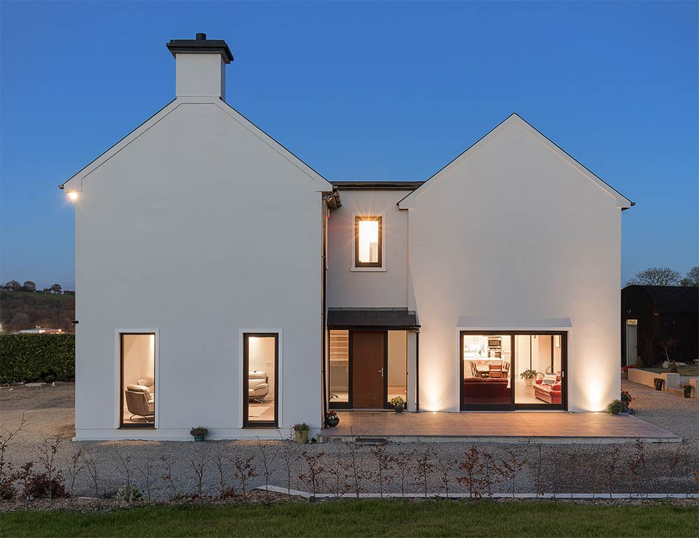 Diy Cork Builder Hits Passive Nzeb With First Self Build