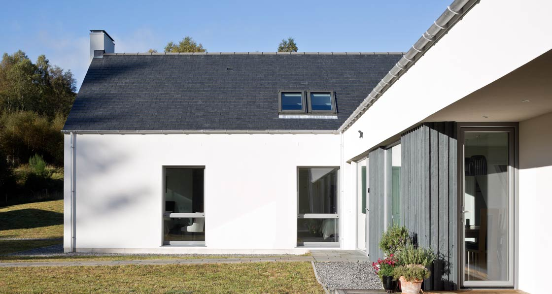 Highlands passive house 1