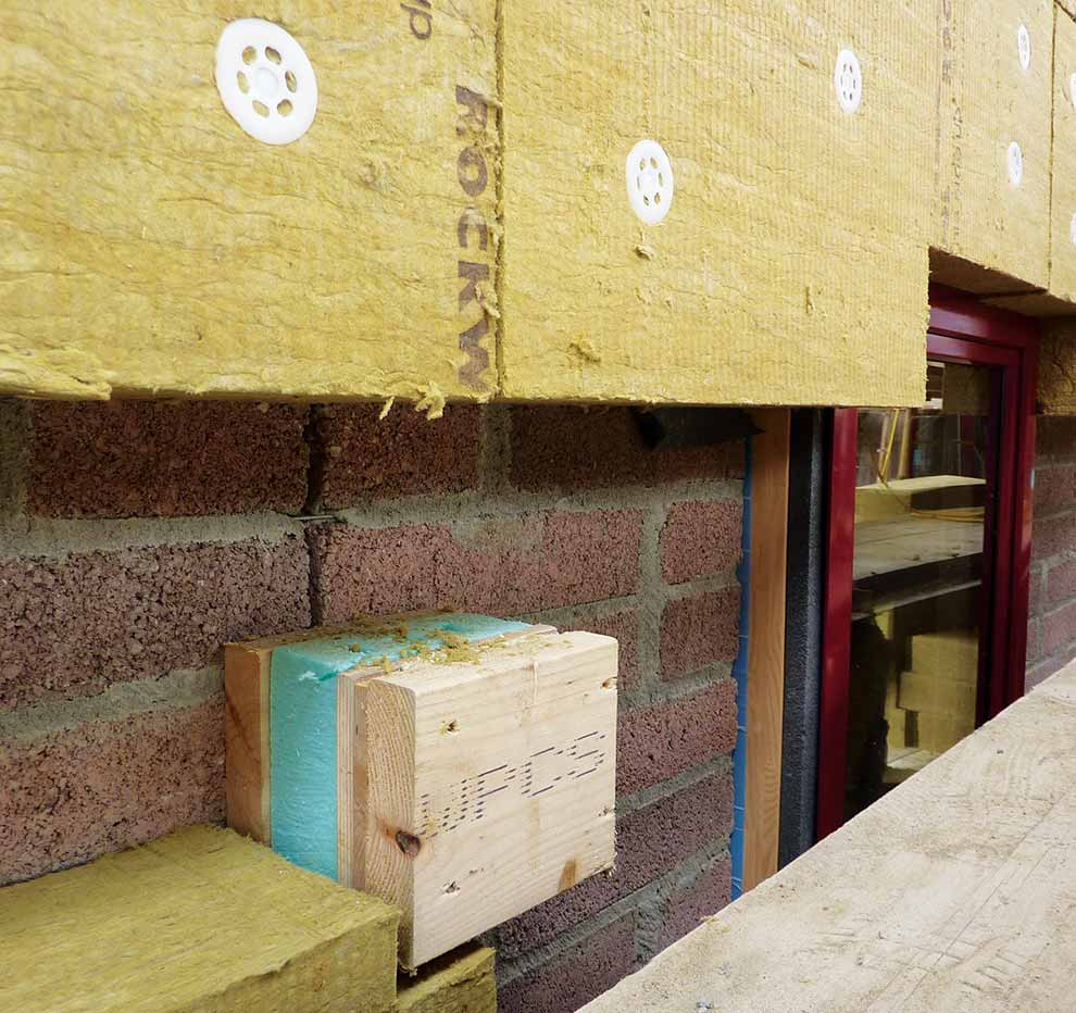 The PH+ guide to external insulation - passivehouseplus ie