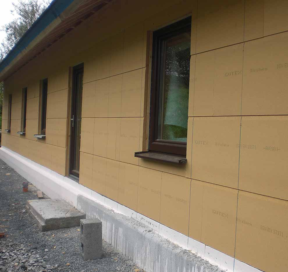 Wall insulation outside: instructions, prices 22