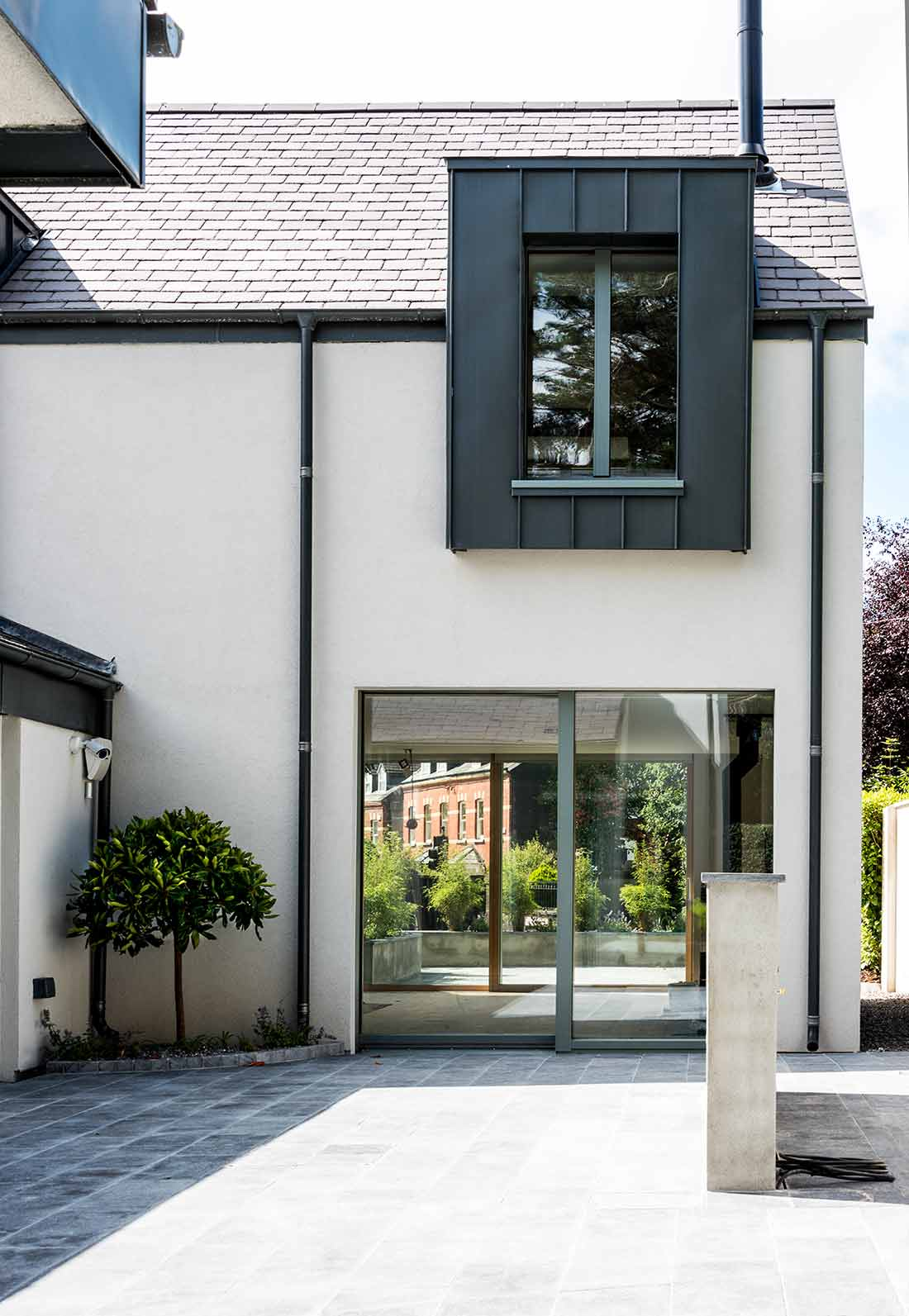 A1 passive house overcomes tight Cork City site - passivehouseplus.ie