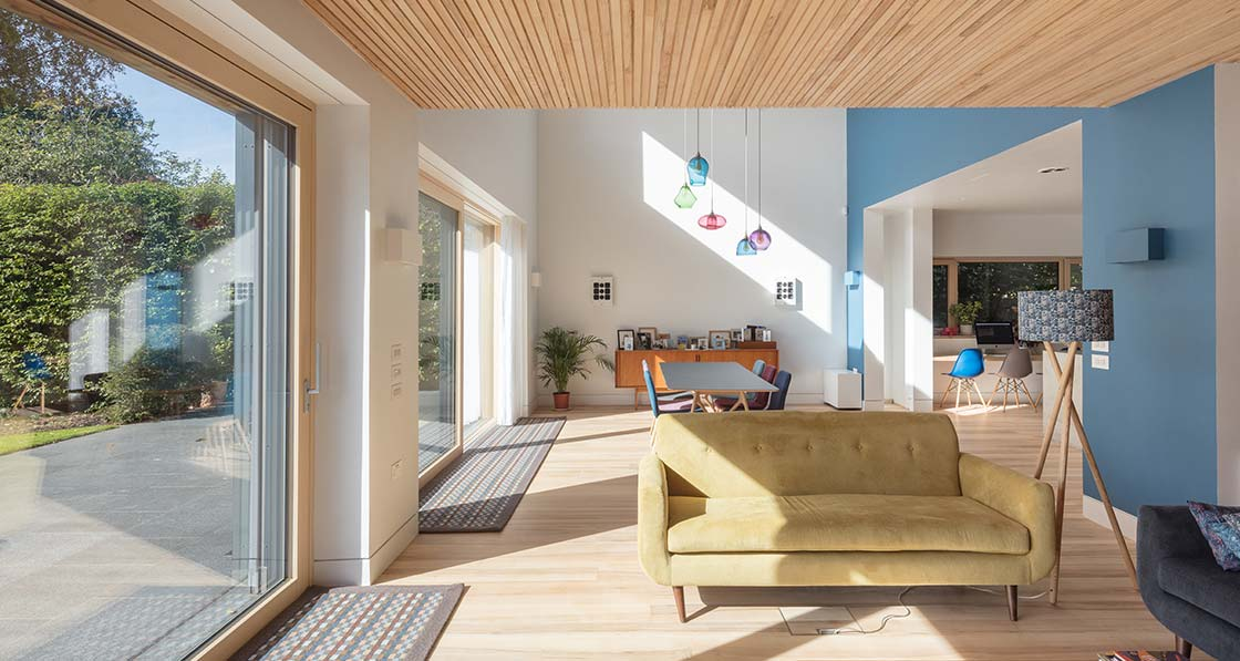 Wood works passive house 03