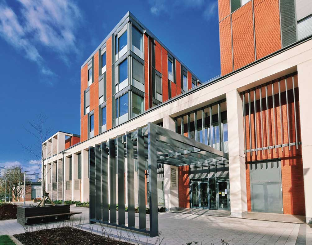George Davies Centre for Medical Studies at University of Leicester