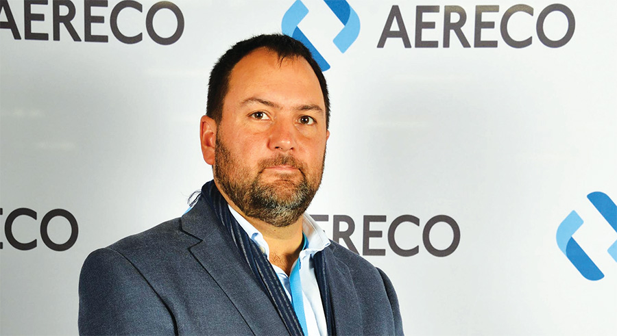 Simon Jones, commercial director UK & Ireland of ventilation technology company Aereco