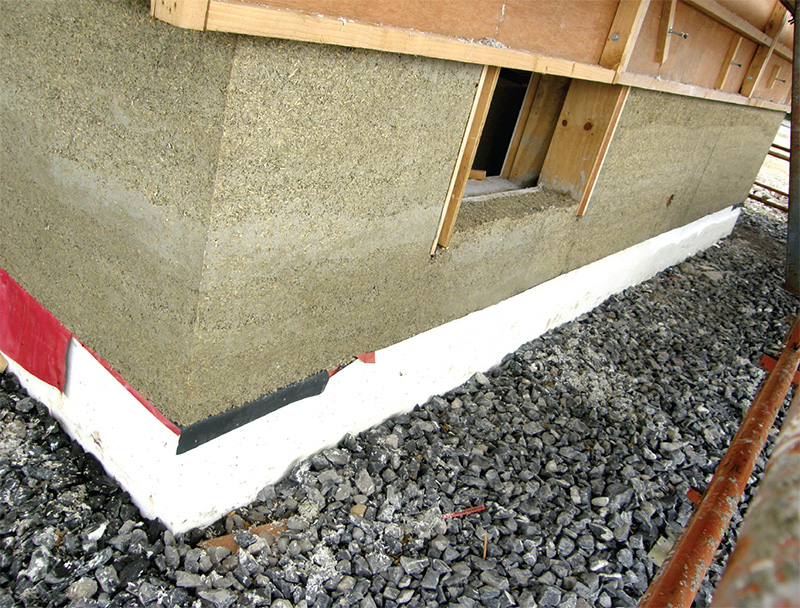 Irelands first hemp built passive house 03
