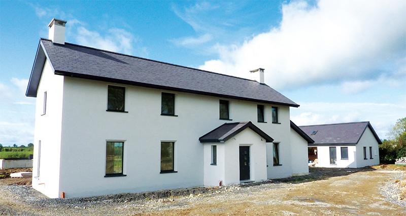 Ireland S 1st Hemp Built Passive House Passivehouseplus Ie