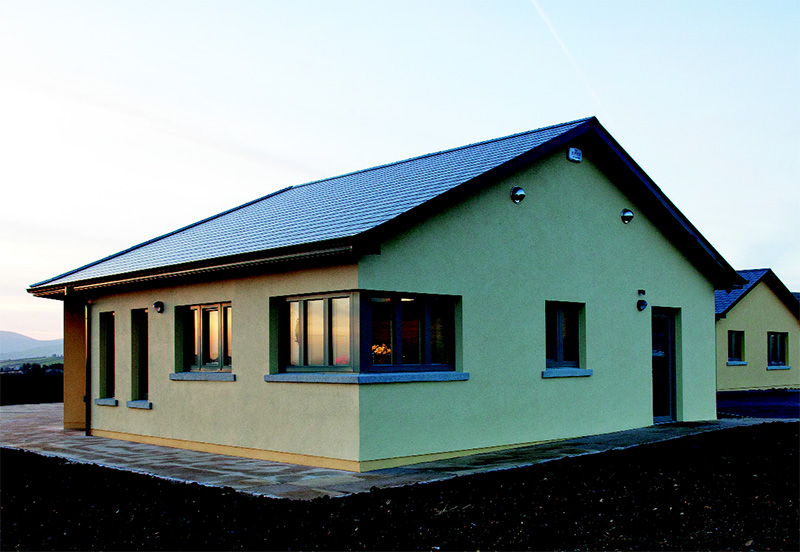 Ireland s most energy efficient building for Building the most energy efficient home