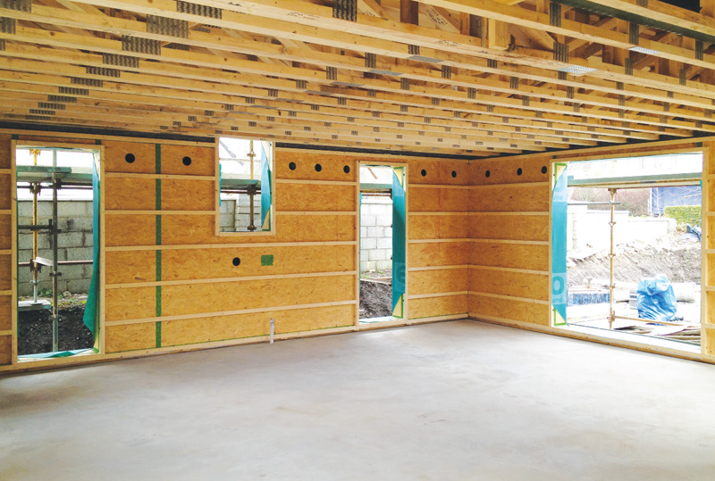 Cost Of Building Timber Frame House Per Square Meter Building An A ...
