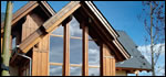 Solid timber house shows sustainable potential of wood