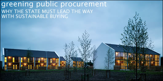 Greening public procurement