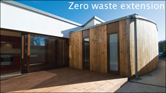Zero waste extension
