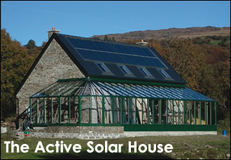 Passive House Plus The Active Solar House