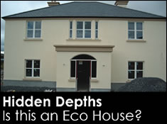 Hidden Depths - Galway Eco House