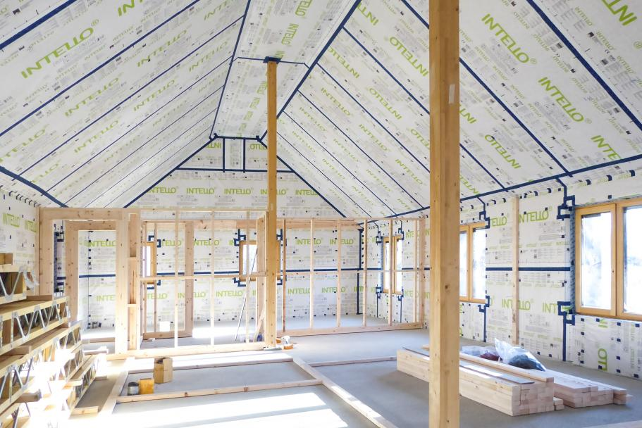 Virtual CPD Airtightness & Active Moisture Management