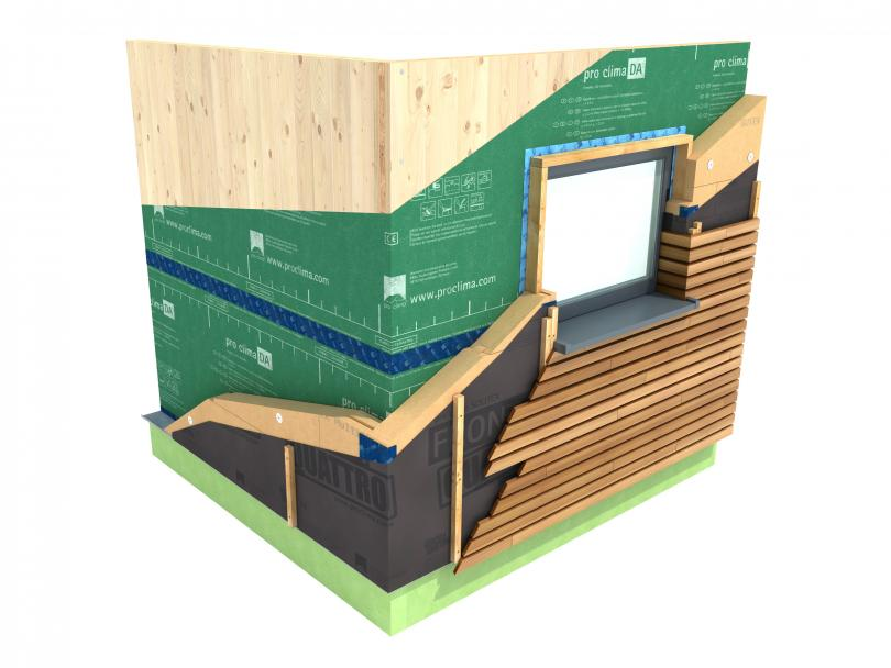 The Green Register Cross Laminated Timber Insulating & Achieving Airtightness Online