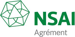 NSAI Agrément certificate