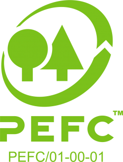 PEFC chain of custody certification