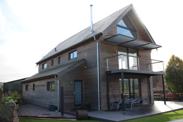 New Passivhaus, Dorset