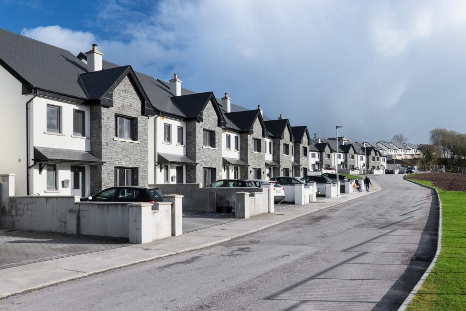 Housing Development of 120 units, Sallybrook, Co. Cork