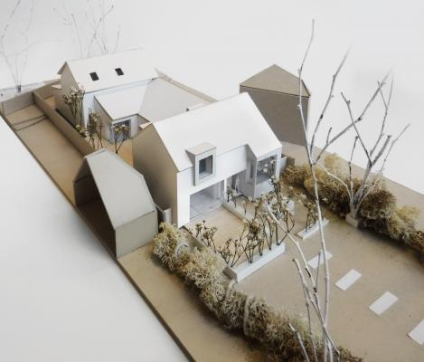 Douglas passive house