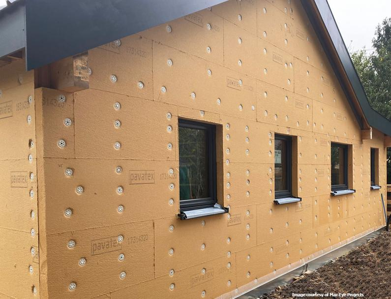 Reinventing the Country Cottage as a Thermally Efficient, Passivhaus Standard Home