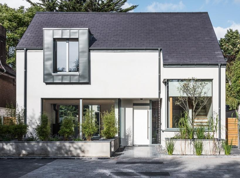 Cork City passive house