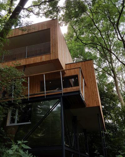 Dursley Treehouse