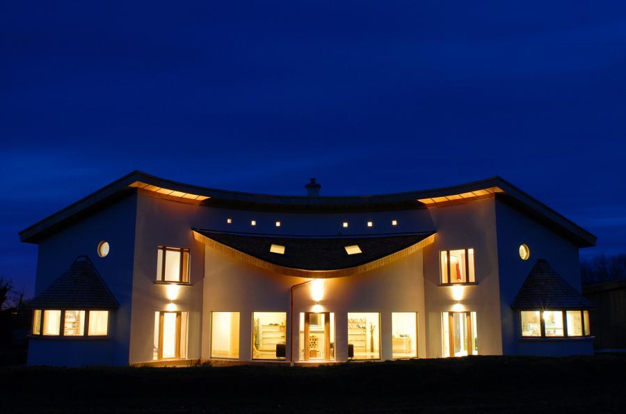 Warmbuild home, Cullenagh, Ireland