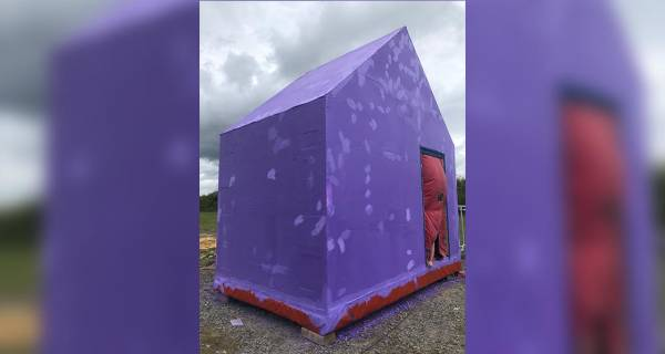 Passive Purple excels in airtightness challenge
