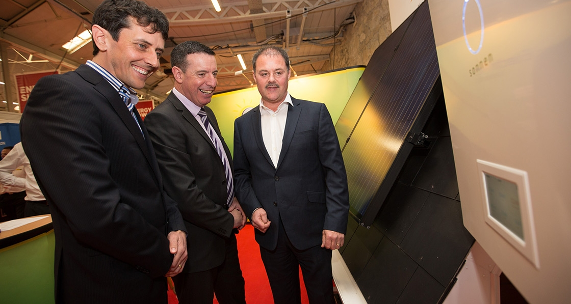Solar Electric Ireland wins 'Product of the Show' at Energy Awards