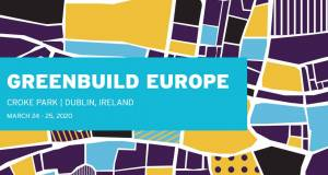 Greenbuild Europe 2020 to take place in Dublin