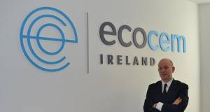 Ecocem rebrand with new logo and slogan