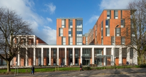 UK's largest passive building opens to 2,400 students and staff