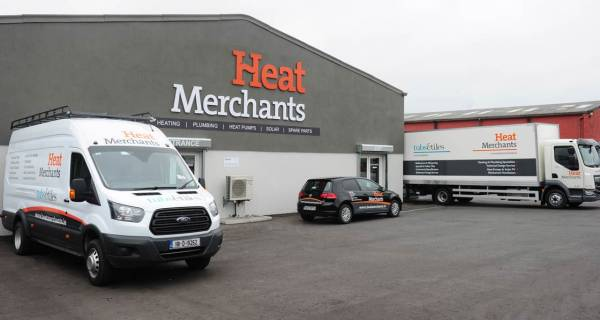 Heat Merchants announces €4m expansion, 75 jobs & CO2 pledge