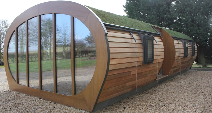 Green Unit launches new passive house prefab
