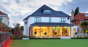 Pat Doran Construction picks up two awards for Rathgar Enerphit
