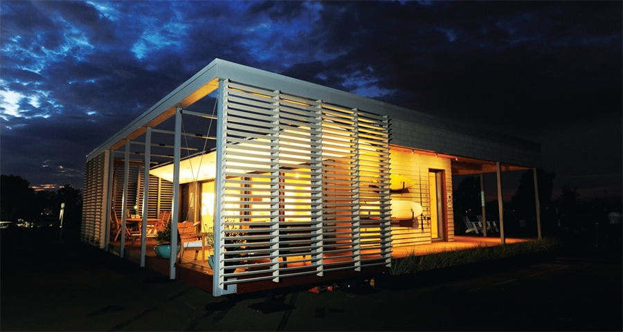 Passive 'Sure House' wins US Solar Decathlon