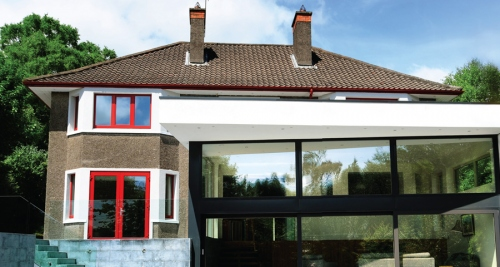 Cork home hits 94 percent heat reduction with Enerphit