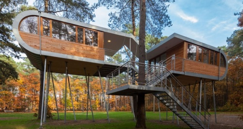 Treehouses for grown-ups