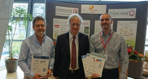 SmartPly and ProAir Systems get passive house certification in boost for Irish manufacturers