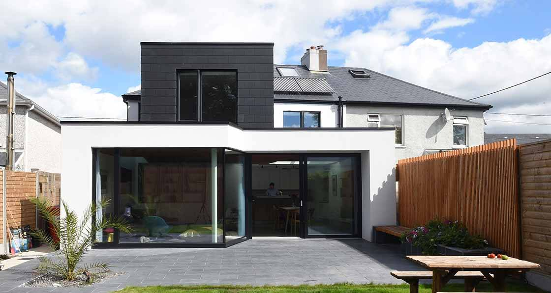 Cork retrofit blitzes new build NZEB standard