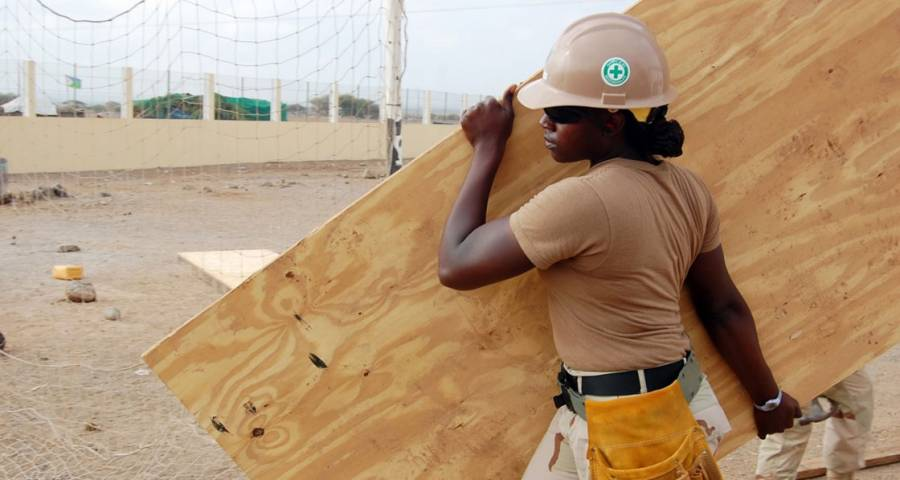 Building industry must tackle gender imbalance — CIF