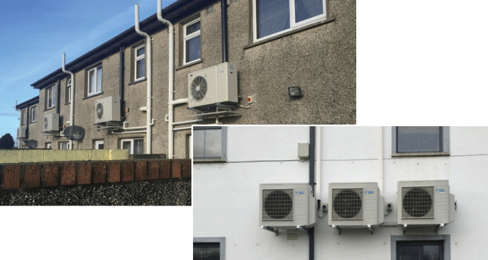 Daikin delivers warmth & comfort for social housing retrofits